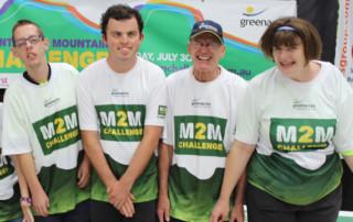 Greenacres Mountain to Mountain Challenge Sunday, July 30th