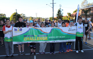 Perfect Weather for the Third M2M Challenge