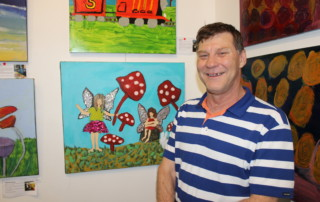 Outsider Artists Exhibition