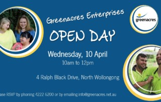 Greenacres Open Day
