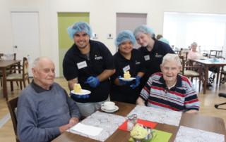 Touching Lives through Volunteering