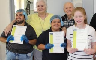 Congratulations Community Connect Volunteers